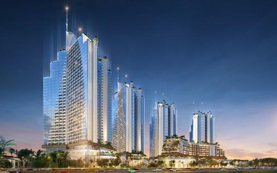 Chính sách kinh doanh hấp dẫn của Crystal Bay sẽ được áp dụng linh hoạt tại các dự án, trong đó có Sailing Bay Ninh Chữ
