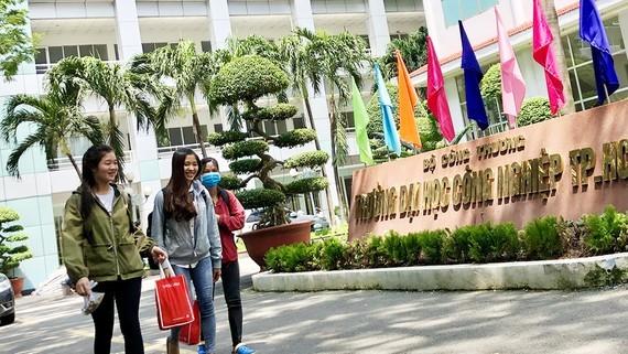 Trường ĐH Công nghiệp TPHCM