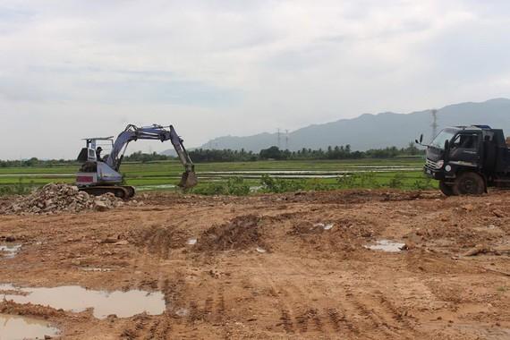 Nhờ gần dân nên công tác giải phóng mặt bằng  dự án cao tốc Bắc - Nam qua tỉnh Bình Thuận  được thực hiện nhanh chóng