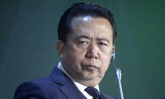 Cựu Chủ tịch Interpol Mạnh Hoành Vĩ. Ảnh: TASS