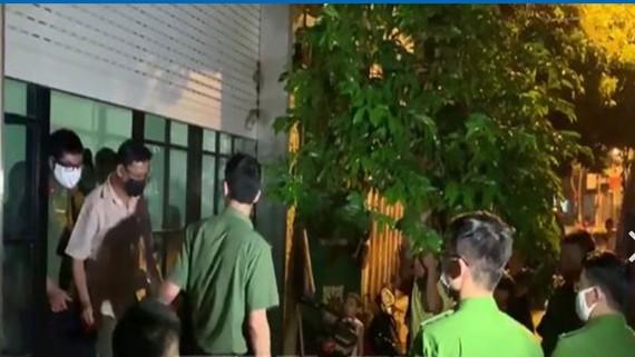Công an tỉnh Sơn La đã khởi tố, bắt tạm giam 4 tháng đối với bị can Nguyễn Minh Khoa, nguyên Phó trưởng Phòng An ninh chính trị nội bộ. Ảnh: TTXVN