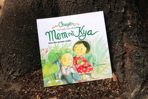 Nhà thơ Nguyễn Quang Thiều ra mắt sách cho thiếu nhi