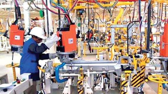 Một nhà máy có vốn FDI từ Mỹ tại Ấn Độ
