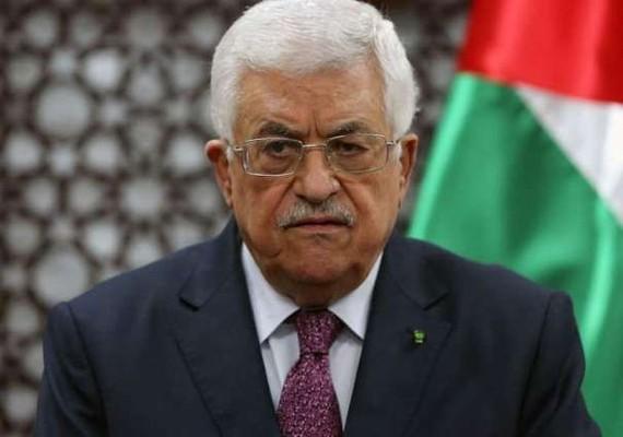 Tổng thống Palestine Mahmoud Abbas. Nguồn: URDUPOINT