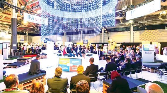 Hội chợ IFA - điểm đến thường niên của giới công nghệ toàn thế giới