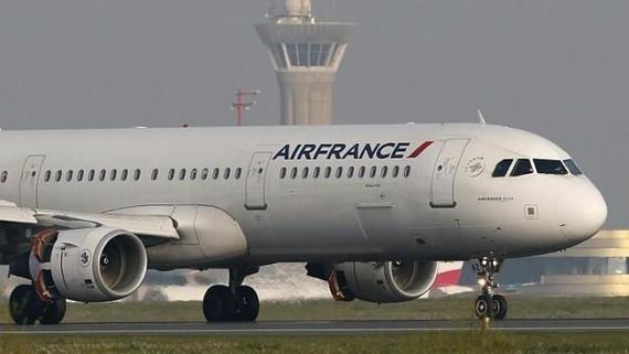 Một máy bay của hãng hàng không Air France