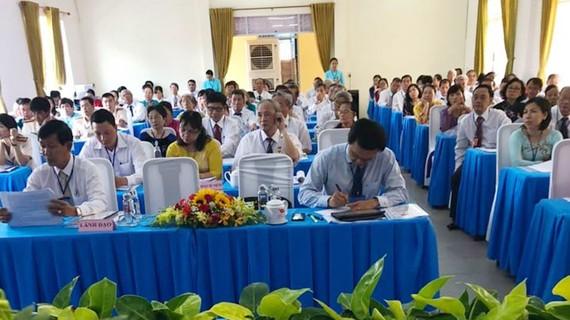 Lấy ý kiến nhân dân TPHCM góp ý văn kiện Đại hội Đảng