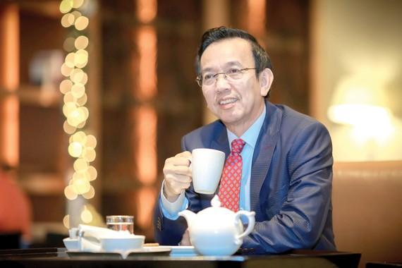 Ông David Dương, Chủ tịch Công ty California Waste Solutions