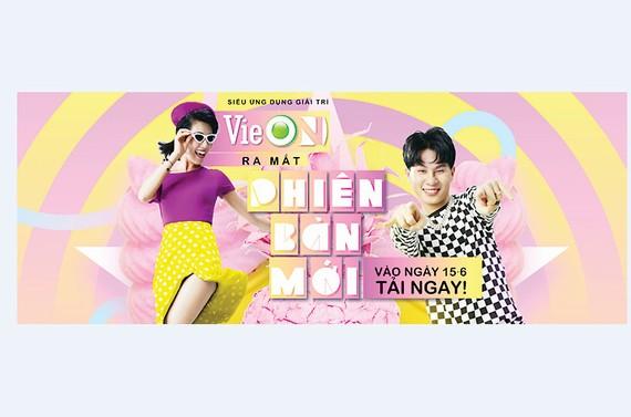Đất Việt VAC ra mắt VieON ngày 15-6-2020