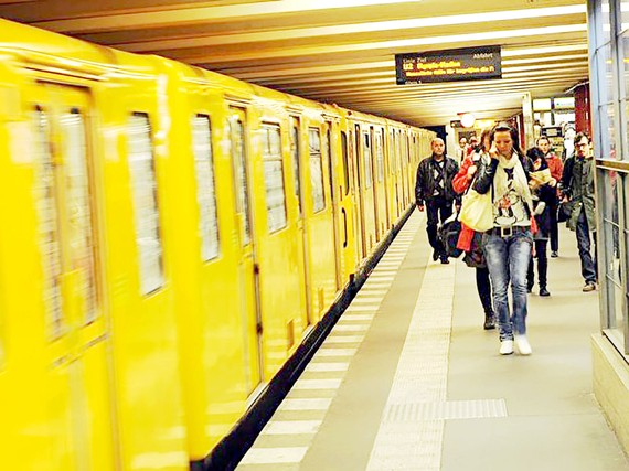 Đổi tên ga tàu điện ngầm để phản đối phân biệt chủng tộc