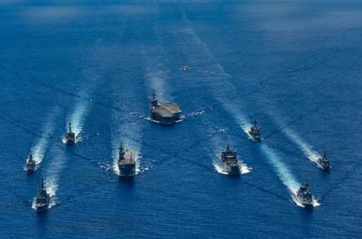 Australia: Giới chuyên gia quân sự kêu gọi đưa tàu chiến đến Biển Đông