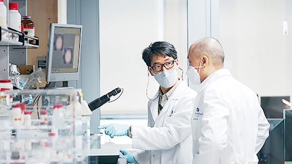 Trạm dữ liệu sinh học quốc gia của Hàn Quốc
