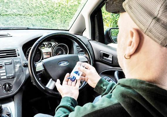 An tâm chăm sóc bản thân trong mùa dịch khi đã có Ford bảo vệ nội thất xe của bạn