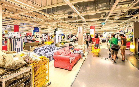 IKEA tiến tới kinh doanh tuần hoàn