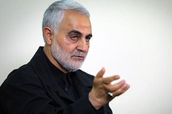 Tướng Qassem Soleimani bị Mỹ sát hại. Ảnh: AFP