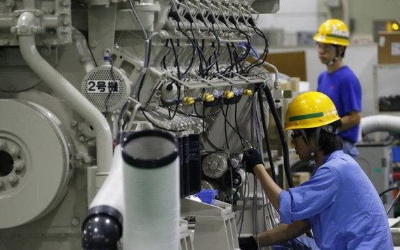 Các doanh nghiệp Nhật Bản muốn đa dạng hóa chuỗi cung ứng để tránh phụ thuộc vào Trung Quốc. Ảnh: THE JAPAN TIMES