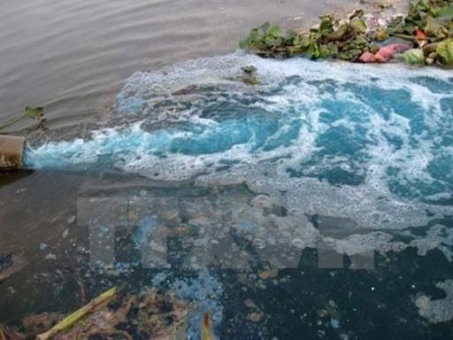 Tăng cường kiểm tra, giám sát đối với các cơ sở có nguy cơ gây ô nhiễm môi trường