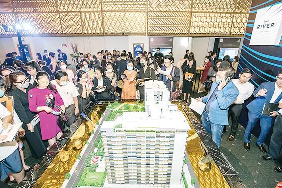 City Garden Thủ Thiêm mở bán Hudson Tower thuộc dự án The River Thu Thiem