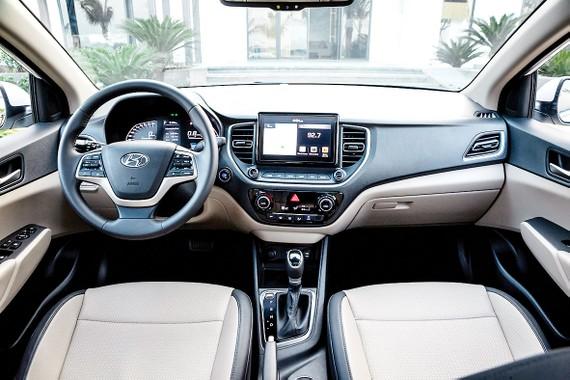TC Motor giới thiệu Hyundai Accent 2021 ra thị trường