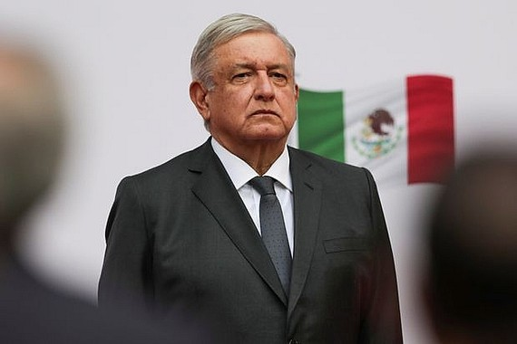 Tổng thống Mexico Manuel Lopez Obrador. Nguồn: REUTERS