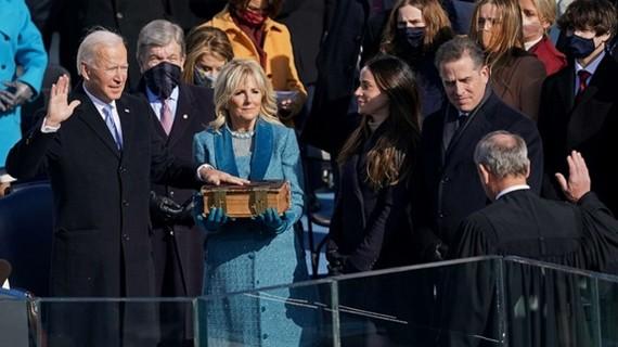 Mỹ cam kết thắt chặt quan hệ với các đồng minh. Ảnh: ABC NEWS