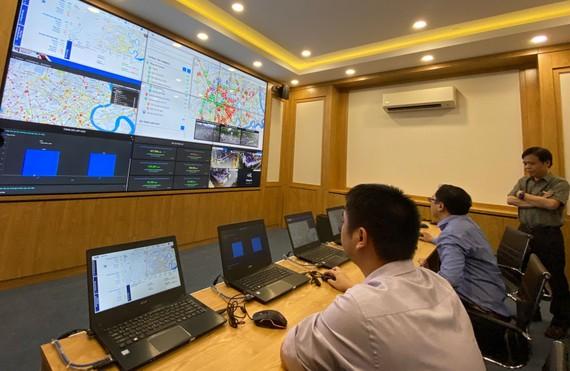 Nền tảng quản lý giao thông thông minh là cơ sở để ứng dụng AI khai thác hạ tầng