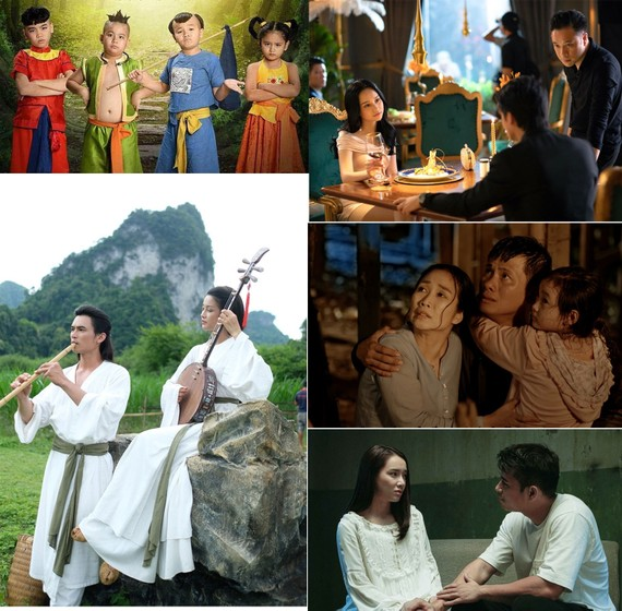 Nhiều phim Việt đồng loạt ra rạp trong tháng 4-2021