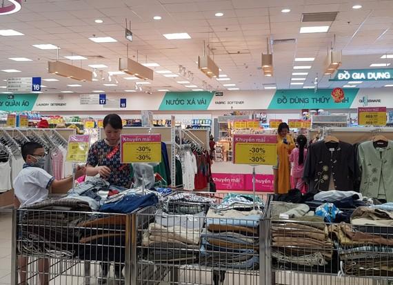 Doanh thu của Saigon Co.op tăng mạnh dù dịch bệnh  diễn biến phức tạp