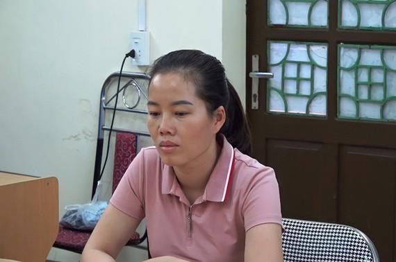 Đối tượng Giàng MỈ tại cơ quan Công an TP Lào Cai. Nguồn: NHANDAN.COM.VN