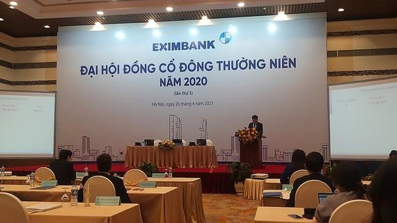 Đại hội đồng cổ đông lần thứ 5 của Eximbank