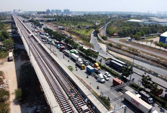 Điều chỉnh thiết kế đô thị quanh các tuyến metro