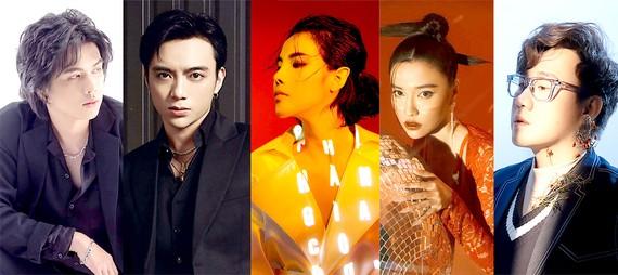 Các nghệ sĩ Việt đầu tư phát hành EP thời gian gần đây