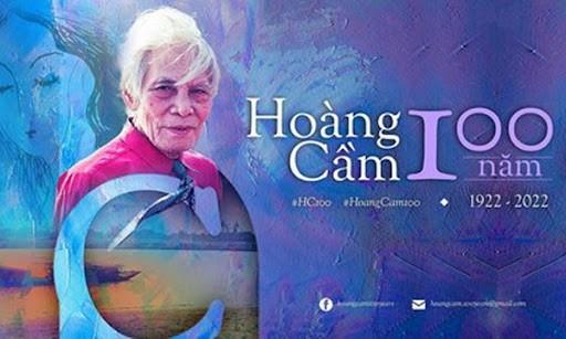 Thành lập Quỹ tưởng niệm 100 năm Hoàng Cầm