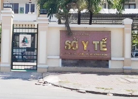 Ban Giám đốc của Sở Y tế tỉnh Cà Mau bị đề nghị kiểm điểm vì mắc nhiều hạn chế trong điều hành