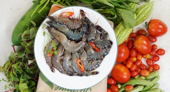 Sản phẩm Co.op Organic đạt chuẩn USDA của Mĩ và EU của Châu Âu được xem là niềm tự hào của nông nghiệp Việt Nam