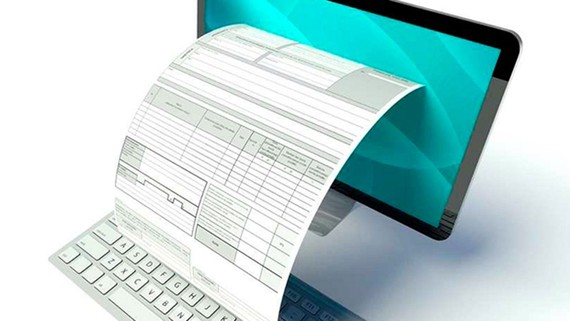 Hơn 650 doanh nghiệp áp dụng hóa đơn điện tử