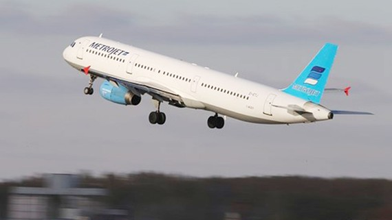 Một máy bay của hãng Kogalymavia. Ảnh: AP