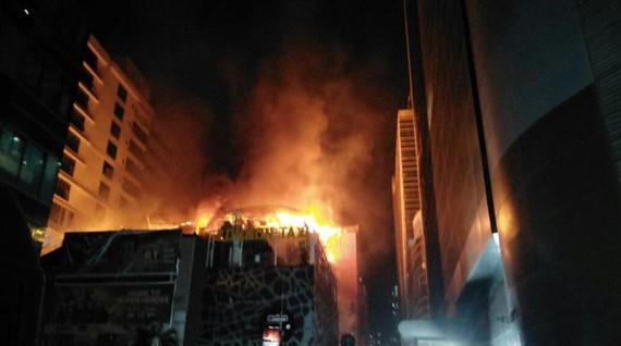 Ấn Độ: Cháy trung tâm thương mại, ít nhất 14 người chết, 16 người bị thương