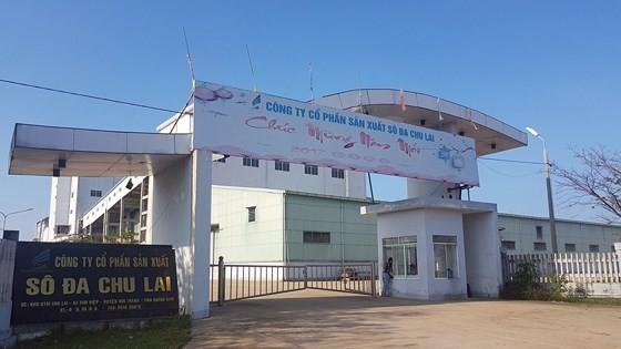 Nhà máy Sô đa Chu Lai