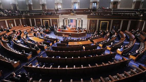 Hạ viện Mỹ thông qua ngân sách tạm thời cho chính phủ Mỹ hoạt động đến ngày 16-1