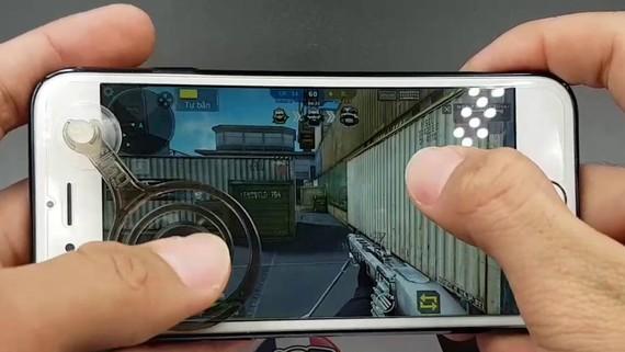 Tác hại từ game mobile