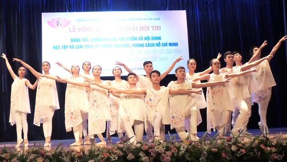 Khát vọng vươn cao đoạt giải A của đơn vị Trường Múa TPHCM