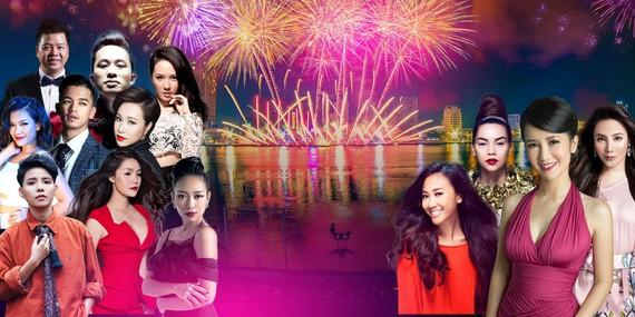 Phương Vy, Vũ Cát Tường, Đoan Trang…  sẽ khiến đêm pháo hoa 26-5 bên sông Hàn bùng nổ