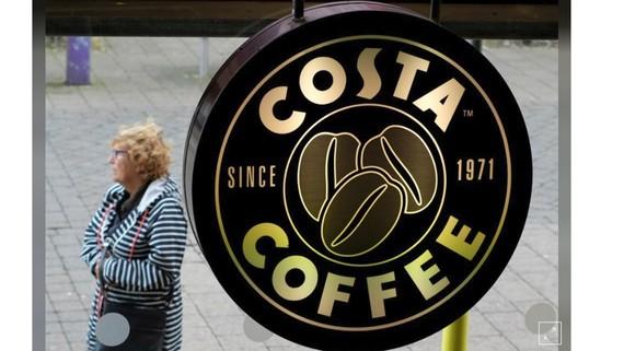 Coca-Cola mua lại chuỗi cửa hàng cà phê lớn thứ 2 thế giới Costa với giá 5,1 tỷ USD. Ảnh: REUTERS
