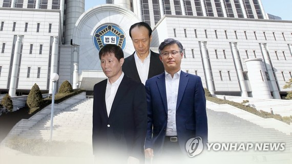 Tòa phúc thẩm giữ nguyên án tù đối với hai trợ lý của cựu Tổng thống Park