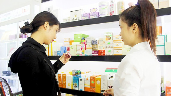 Ngành hàng tiêu dùng chăm sóc cơ thể được đánh giá cao về sức hấp dẫn