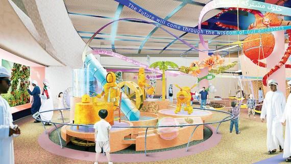 Emirates công bố thông tin về gian hàng tham gia Dubai Expo 2020