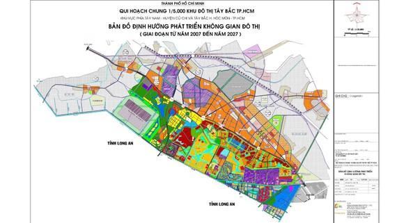 Khu đô thị Tây Bắc chỉ có duy nhất một khu công nghiệp