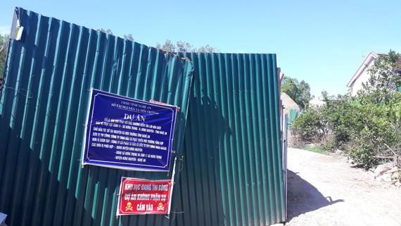 Một trong số ít các dự án xử lý tồn lưu thuốc BVTV trên địa bàn Nghệ An