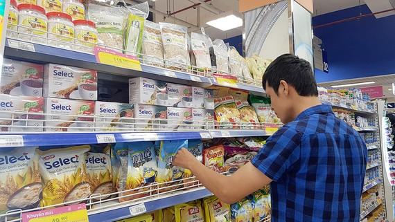 Hàng nhãn riêng được người tiêu dùng chọn lựa